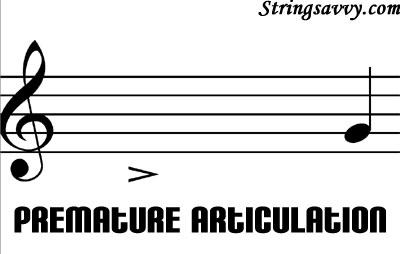 Premature Articulation music pun joke image